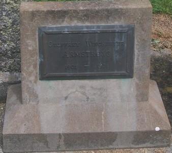 Picture of Taruheru cemetery, block 29, plot 263.