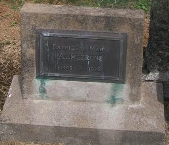 Picture of Taruheru cemetery, block 29, plot 264.