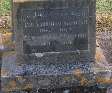 Picture of Taruheru cemetery, block 29, plot 352.