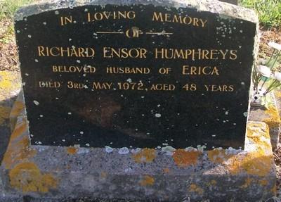 Picture of Taruheru cemetery, block 29, plot 357.