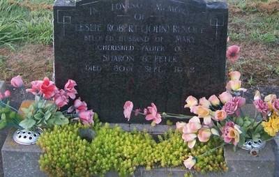 Picture of Taruheru cemetery, block 29, plot 384.