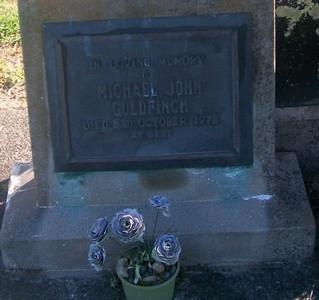 Picture of Taruheru cemetery, block 29, plot 418.
