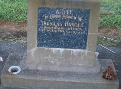 Picture of Taruheru cemetery, block 29, plot 451.