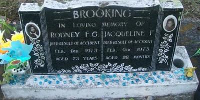 Picture of Taruheru cemetery, block 29, plot 460.