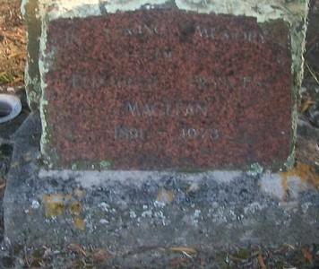 Picture of Taruheru cemetery, block 29, plot 463.