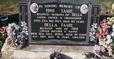 Picture of Taruheru cemetery, block 29, plot 502.