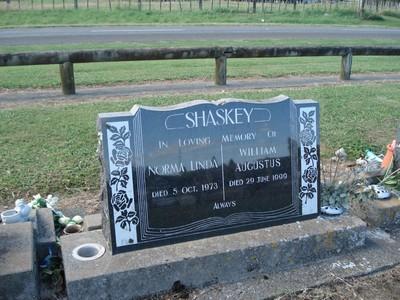 Picture of Taruheru cemetery, block 29, plot 551.