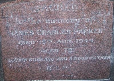 Picture of Taruheru cemetery, block 2, plot 42.