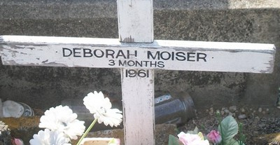 Picture of Taruheru cemetery, block 2, plot 43B.