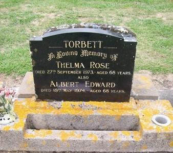 Picture of Taruheru cemetery, block 30, plot 11.