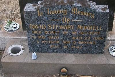Picture of Taruheru cemetery, block 30, plot 161.