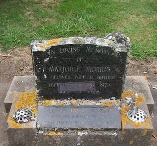 Picture of Taruheru cemetery, block 30, plot 31.