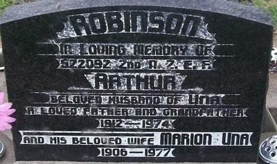 Picture of Taruheru cemetery, block 30, plot 84.