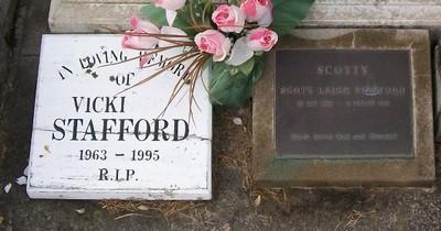 Picture of Taruheru cemetery, block 35, plot 193.