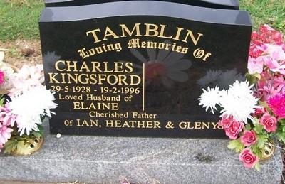 Picture of Taruheru cemetery, block 35, plot 311.