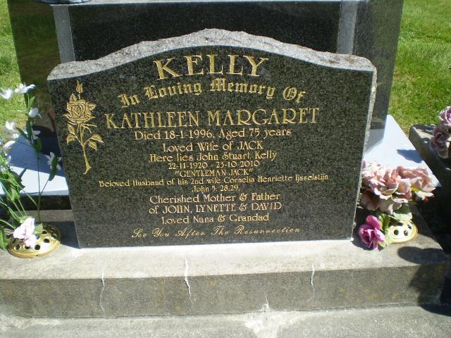 Picture of Taruheru cemetery, block 35, plot 319.