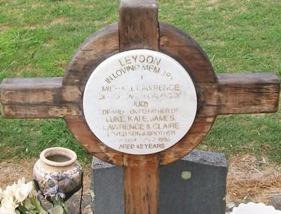 Picture of Taruheru cemetery, block 35, plot 322.