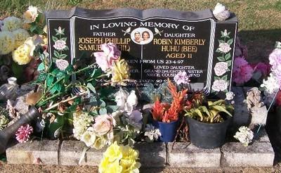 Picture of Taruheru cemetery, block 37, plot 173.