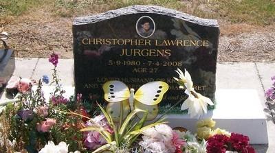 Picture of Taruheru cemetery, block 39, plot 490.