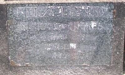 Picture of Taruheru cemetery, block 3, plot 21.