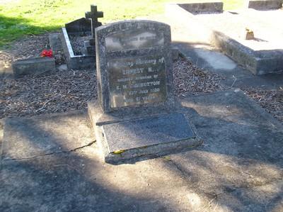 Picture of Taruheru cemetery, block 3, plot 23.