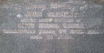 Picture of Taruheru cemetery, block 3, plot 86.