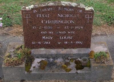 Picture of Taruheru cemetery, block 40, plot 15.