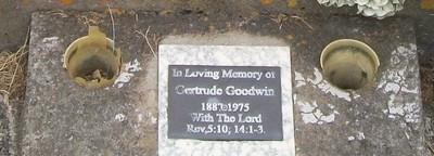 Picture of Taruheru cemetery, block 40, plot 162.