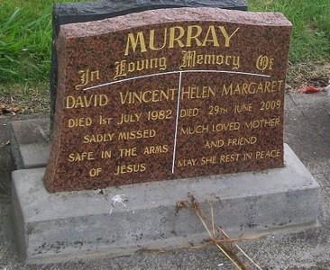 Picture of Taruheru cemetery, block 40, plot 216.