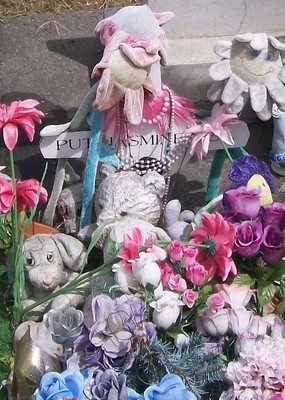 Picture of Taruheru cemetery, block 40, plot 541A.
