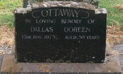 Picture of Taruheru cemetery, block 40, plot 69.