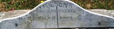 Picture of Taruheru cemetery, block 4, plot 92.