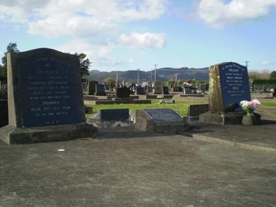 Picture of Taruheru cemetery, block 5, plot 77.