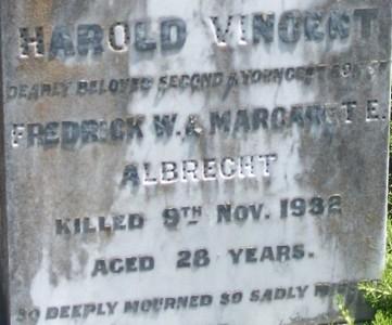 Picture of Taruheru cemetery, block 5, plot 79.