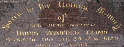 Picture of Taruheru cemetery, block 5, plot 87C.