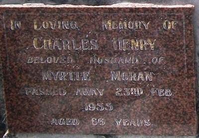 Picture of Taruheru cemetery, block 6, plot 111B.