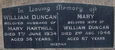 Picture of Taruheru cemetery, block 6, plot 128.