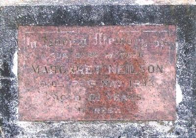 Picture of Taruheru cemetery, block 6, plot 83.
