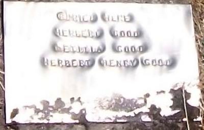 Picture of Taruheru cemetery, block 7, plot 29.