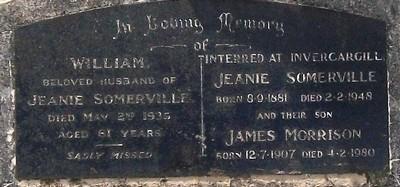 Picture of Taruheru cemetery, block 7, plot 51.