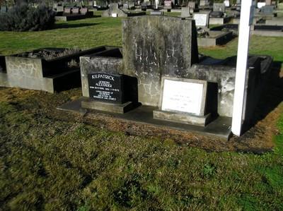 Picture of Taruheru cemetery, block 7, plot 57.