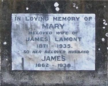 Picture of Taruheru cemetery, block 7, plot 6.