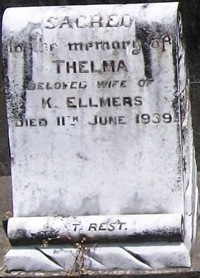 Picture of Taruheru cemetery, block 7, plot 66.