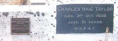 Picture of Taruheru cemetery, block 7, plot 73.