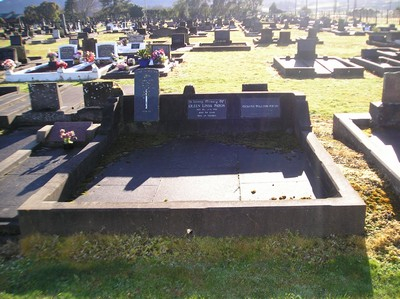 Picture of Taruheru cemetery, block 7, plot 79.