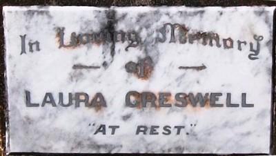 Picture of Taruheru cemetery, block 8, plot 20.