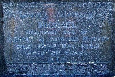Picture of Taruheru cemetery, block 8, plot 43.