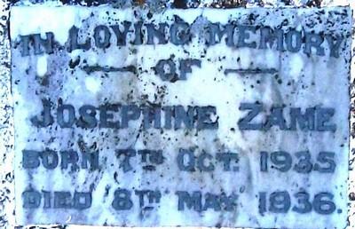 Picture of Taruheru cemetery, block 8, plot 70.