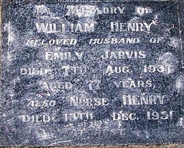 Picture of Taruheru cemetery, block 8, plot 95.