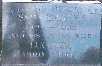 Picture of Taruheru cemetery, block 9, plot 52.